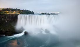 Niagara Spada dzień Zdjęcie Royalty Free