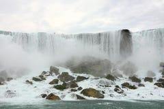 Niagara Spadek Zdjęcie Royalty Free