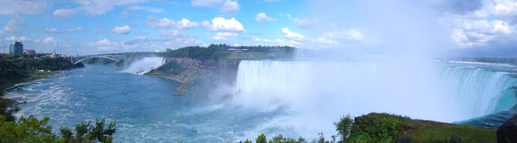 Niagara spadek Fotografia Stock