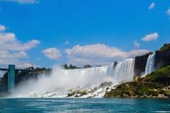 Niagara spadek Zdjęcia Royalty Free