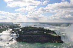 Niagara spadek Zdjęcie Stock