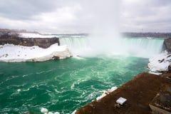 Niagara Spadek, Ontario, Kanada zdjęcia royalty free