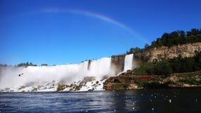 Niagara spadki Zdjęcia Stock