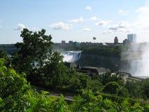 Niagara spadki Obrazy Stock