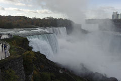 Niagara spadki 4 Obrazy Stock