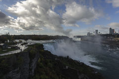 Niagara spadki 7 Zdjęcia Royalty Free