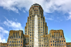 Niagara Square - Buffalo, New York Stock Photography