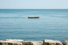 Niagara sulla navigazione e sulla barca del lago Immagine Stock