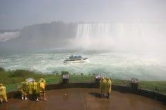 Niagara valt 5 royalty-vrije stock foto's