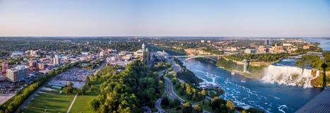 Niagara valt 3 Stock Fotografie