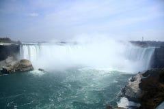 niagara vattenfall Royaltyfri Fotografi