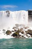 Niagara-Wasserfälle Lizenzfreie Stockfotos