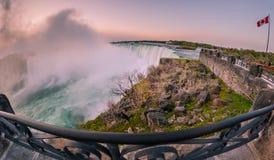 Niagara Waterfalls Canada North America Stock Photo