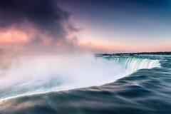 Niagara Waterfalls Canada North America Stock Image