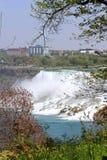Niagara& x27; s Bruidssluierdalingen Royalty-vrije Stock Foto