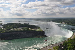 Niagaradaling stock foto