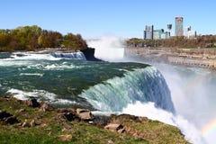 Niagaradalingen Stock Foto's