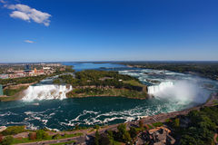 Niagaradalingen Stock Foto