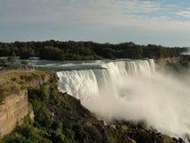 Niagaradalingen in 2012 Stock Foto