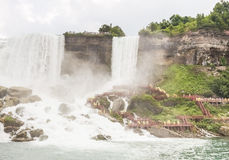 Niagaradalingen Stock Fotografie