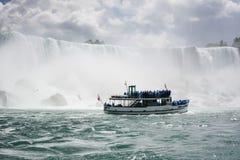 Niagaradalingen Stock Afbeeldingen