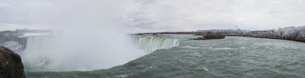 Niagaradalingen van Canada Royalty-vrije Stock Afbeelding