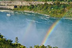 niagarra de buffle Photographie stock