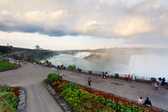 Niagra Falls Royalty Free Stock Photo