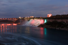 Niagra Falls Royalty Free Stock Photography