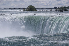Niagra Falls Royalty Free Stock Photo