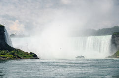 Niagra Falls Royalty Free Stock Photos