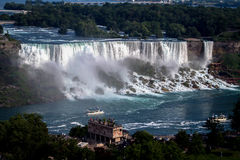 Niagra Falls Ontario Canada Royalty Free Stock Photos