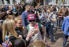 Niall Horan of One Direction Stock Images