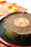Nian Gao or glutinous rice cake. Nian Gao or Chinese glutinous rice cake Royalty Free Stock Images