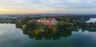 Niasvizh castle, Belarus Stock Image