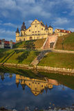 Niasvizh castle, Belarus Royalty Free Stock Photo