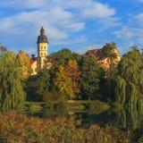 Niasvizh castle, Belarus Royalty Free Stock Photography