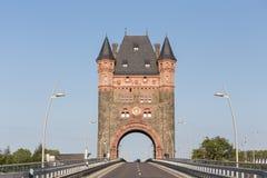 Nibelungentower avmaskar Tyskland Royaltyfri Fotografi