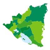 Nicarágua Imagem de Stock