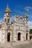 Nicaragua, Ansicht über das alte Granada Lizenzfreies Stockfoto