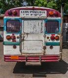 Nicaragua bus Royalty Free Stock Image