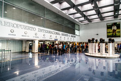 Nicaragua international Airport Stock Photos