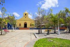 nicaragua La iglesia en el sur de San Juan Del fotografía de archivo