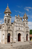 Nicaragua, opinión sobre la Granada vieja Foto de archivo libre de regalías