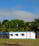 Nicaragua rural airport bluefields Royalty Free Stock Images