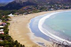 Nicaragua. San Juan Del Sur. Royalty Free Stock Photo