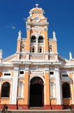 Nicaragua, View on the old Granada Stock Image