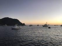 Nicaraguan Haven royalty-vrije stock afbeelding