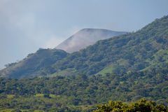 Nicaraguan landscape Stock Photo