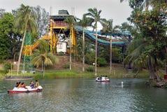 Nicco park in Kolkata-India Stock Image